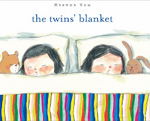 the twin's blanket