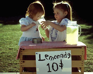 Skeeter Pee Lemonade 10 cents