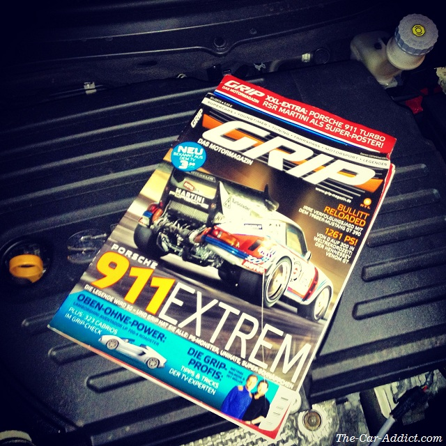 GRIP Das Motormagazin 2013