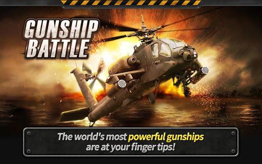Download GUNSHIP BATTLE Helicopter 3D MOD APK v1.8.6