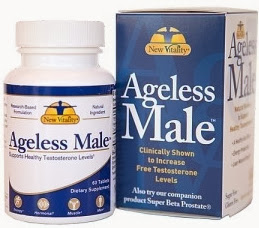 Ageless Male Scam