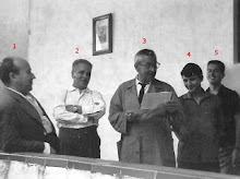 PROFESORES DE TERTULIA MAYO 1965