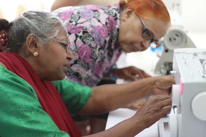 Candorra fair trade artisans