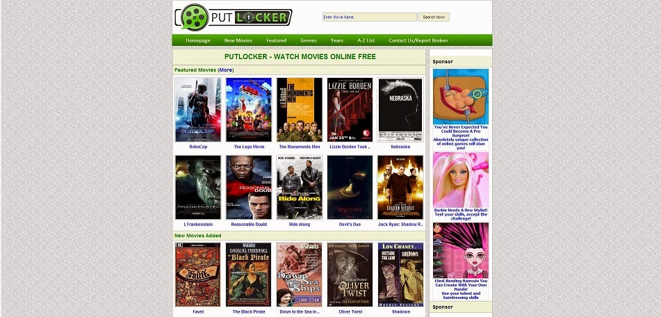 Putlocker Down - more info