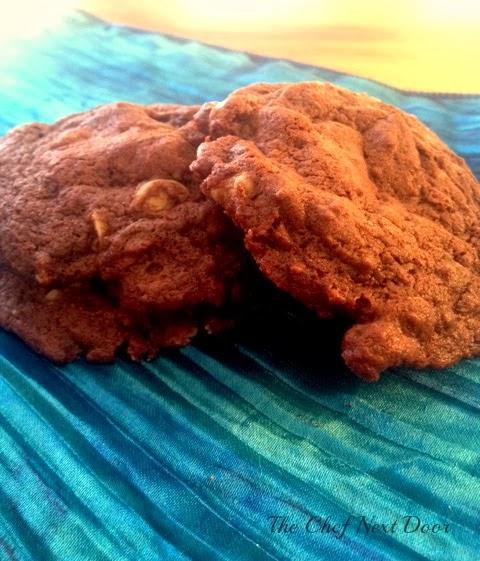 Best mint chocolate chip cookies recipe