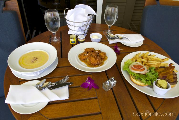 in room dining jw marriott ko olina