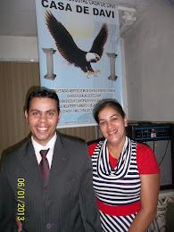 Pr. Rafael & Prª Leila