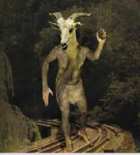Goat Man Sightings  95