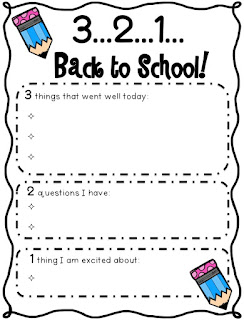 https://www.teacherspayteachers.com/Product/3-2-1-Back-to-School-Graphic-Organizer-849740