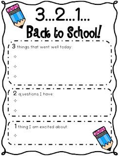 https://www.teacherspayteachers.com/Product/3-2-1-Back-to-School-Graphic-Organizer-849740