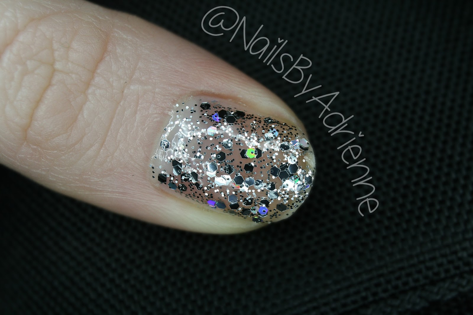 Nails By Adrienne : Nail Polish Review: Dazzle Me, by Pure Ice