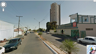 Google Street View em Cristalina, conheça a Cidade dos Cristais