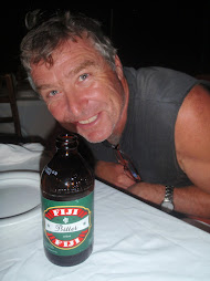 The local Fiji beer