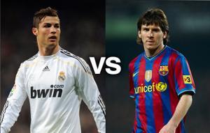 Lionel Messi 2011 vs Cristiano Ronaldo