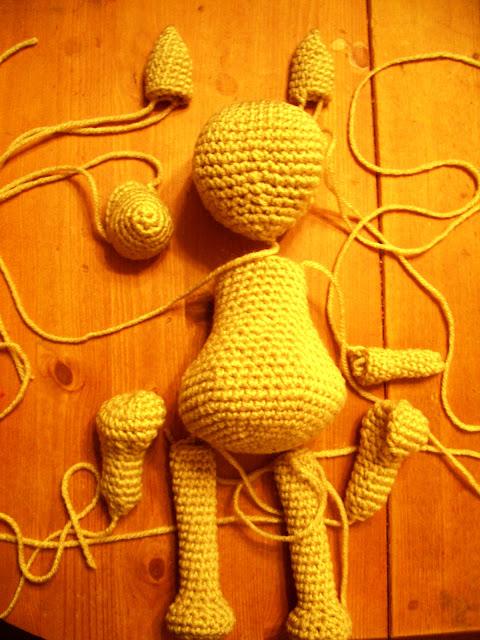 Crochet Parfait: Im getting close