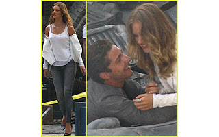 Rosie Huntington-Whiteley hot Transformers 3 Shia Labeouf Detroit HD HQ picture