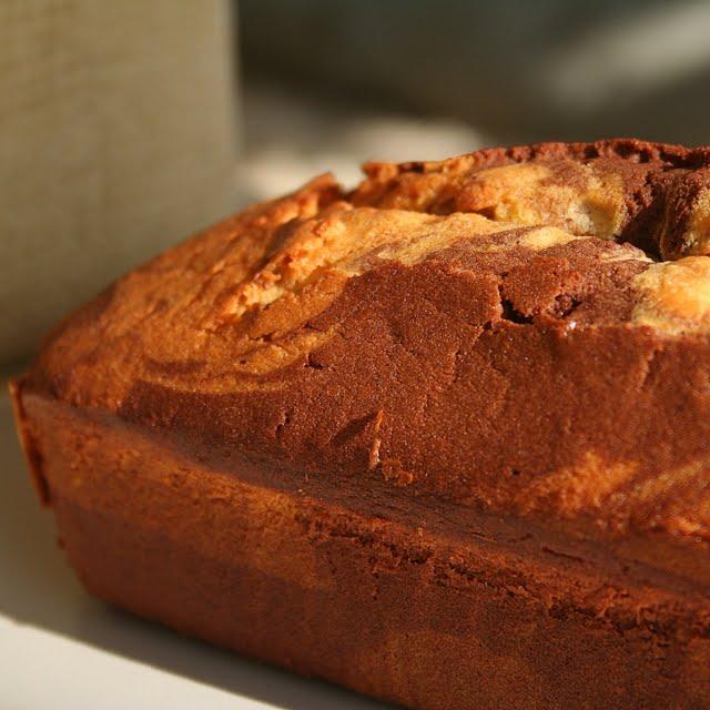 platedcravings com marbled orange pound cake orange marble pound cake ...