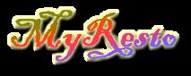 MyResto - Software khusus rumah makan / restoran