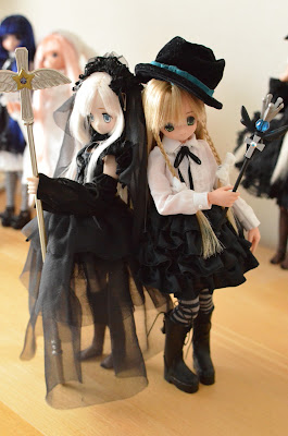 azone excute little witch of the