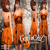 GOTHICATZ - LITTLE PUMPKIN DRESS