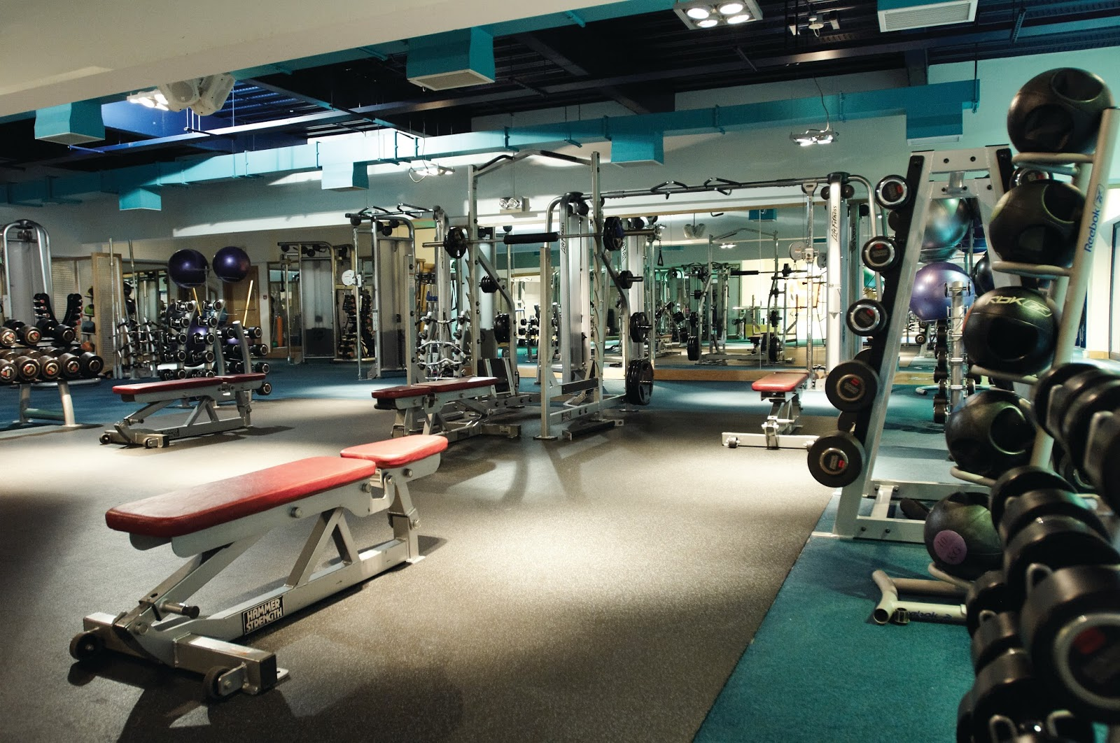 Chelsea Harbour Club Fitness