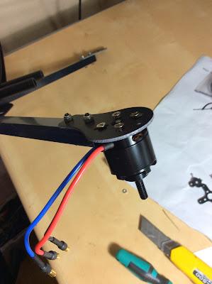sunnysky quadcopter motor