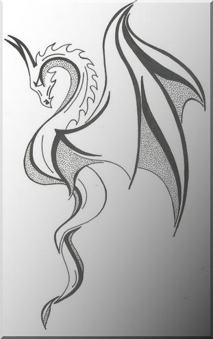 Dragonsworn Mascot