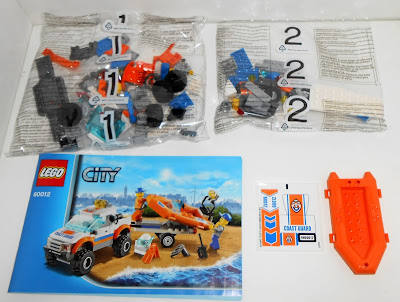 lego coast guard boat 60014 instructions