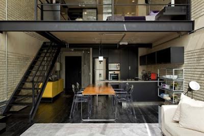 Arredamenti moderni loft idee per arredarlo e decorarlo for Il loft arredamenti
