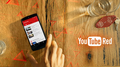 Youtube Red depuis France VPN États-Unis