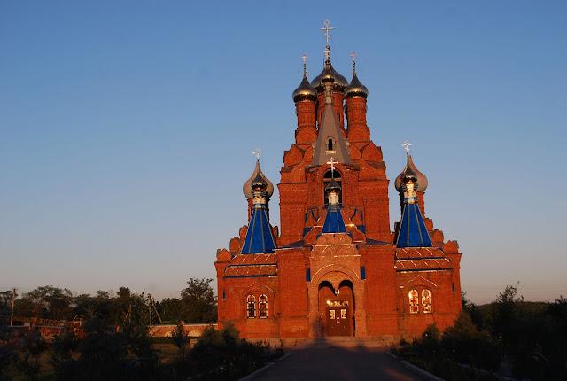 Свято-Михайловский Пелагеевский женский монастырь, фото 2015 г.