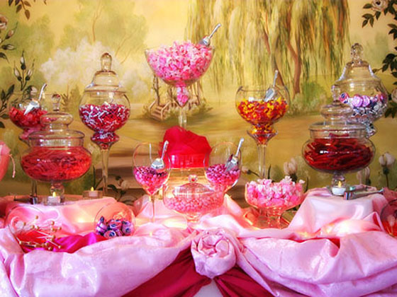 Thinking of a candy buffet for your special day You are not alone