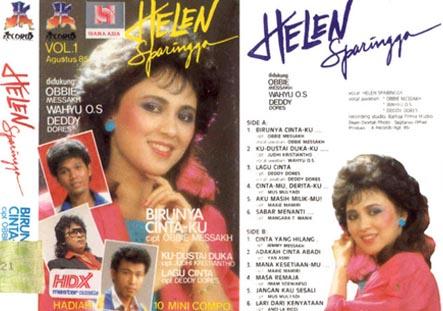 Helen Sparingga -Birunya Cintaku | Tembang Kenangan Indonesia