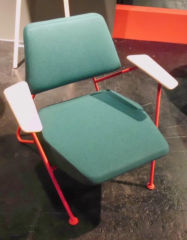 Sessel mit Ablage - Polygon Sessel von KVADRA