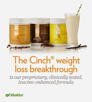 CINCH SHAKE SHAKLEE