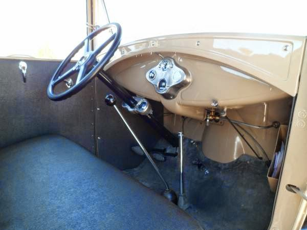 1930 Ford Model A Closed Cab Pickup | Auto Restorationice