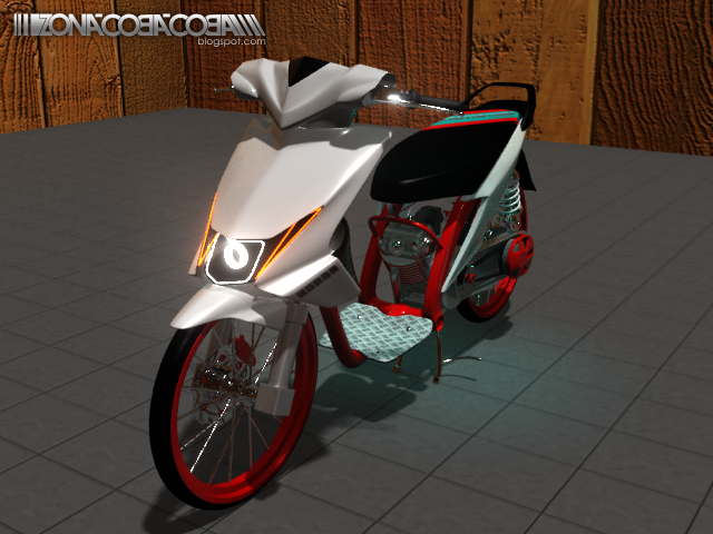 3Ds Max MODEL honda BEAT