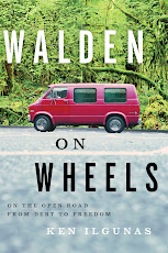 Pre-order my book, Walden on Wheels