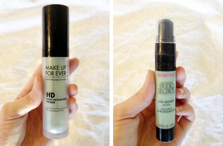 Makeup forever hd primer