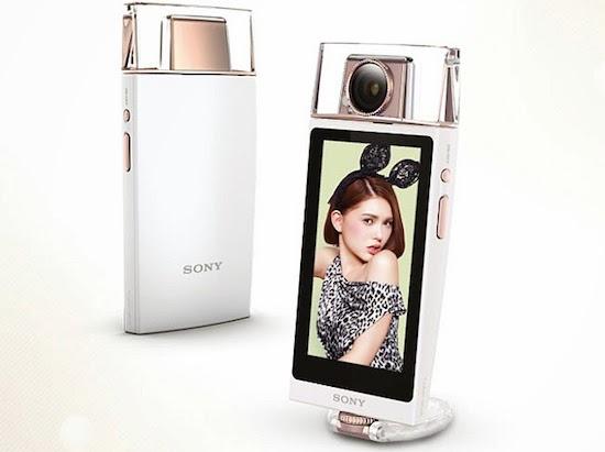 Câmera digital para exibir e se exibir nas redes sociais