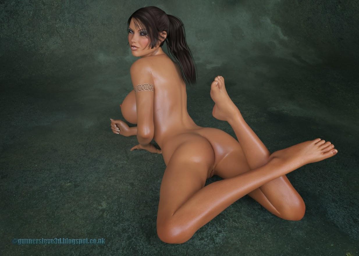 Miss lara croft nude nude scenes