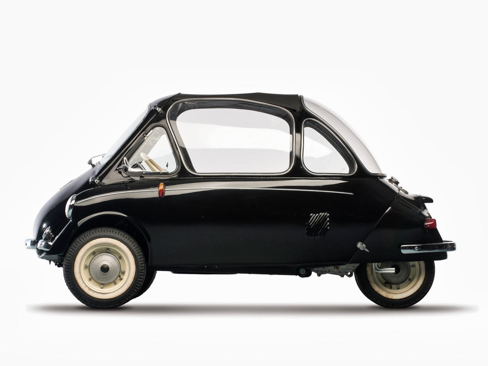 Heinkel Kabine 153 1956