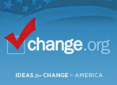 Change.org Endangered Species