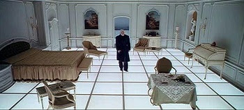 1968: Waiting Room, 2001 A Space Odyssey.