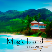 Magic Island Escape 7 Solucion