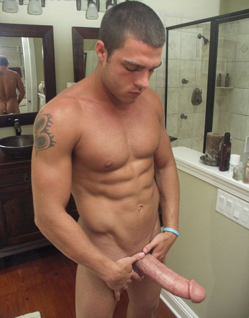 Hot men with big dick