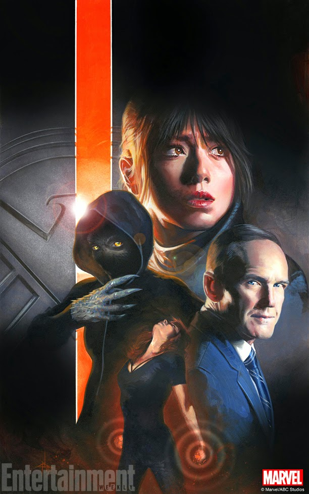 Agents of SHIELD - Season 2B - New poster + Jeff Bell interview