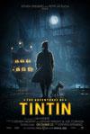 Cartel original de Las aventuras de Tintín: El secreto del unicornio