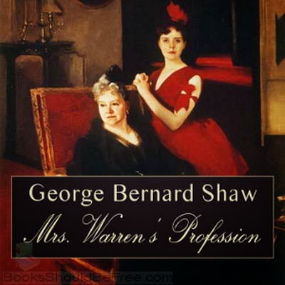 an analysis of mrs warrens profession by george bernard shaw Mrs warren's profession plot summary, character breakdowns, context and analysis  george bernard shaw based on the play/book/film category.