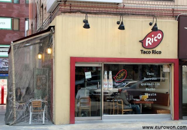 Restaurante Taco Rico de Ganganm